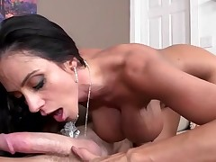 Agile dude manages to seduce horny mother I'd like to fuck for wild fuck